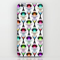 rap iPhone & iPod Skins featuring Rap Music by Amy Staton