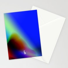 Electric Journey Stationery Cards