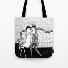 The Reading Lovers Tote Bag