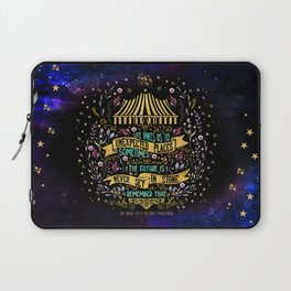 The Night Circus- Unexpected Places Laptop Sleeve