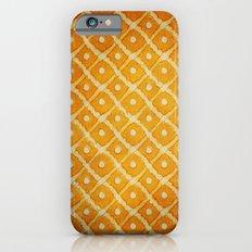 Yellow Pattern Slim Case iPhone 6s