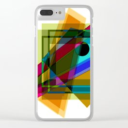 Chasoffart-Abs 71e Clear iPhone Case