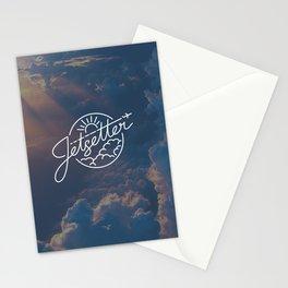 Jetsetter Sky Stationery Cards