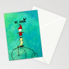 Yellow Is The Color For Happiness Stationery Cards
