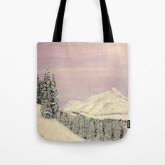 Winters soft blanket Tote Bag