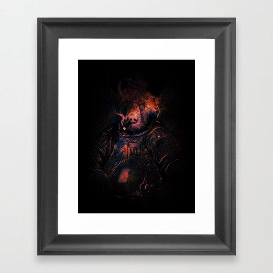 Mission Accomplished Framed Art Print