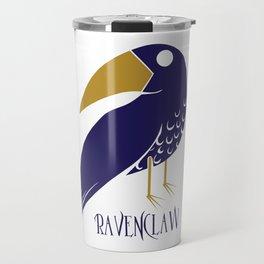 Cute and Smart Ravenclaw Travel Mug