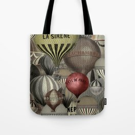 Les Balons I Tote Bag