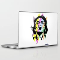 salvador dali Laptop & iPad Skins featuring Salvador Dali by Art of Fernie