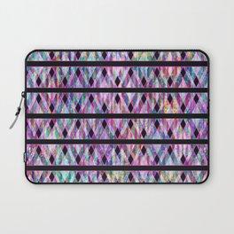 Geometric Glossy Pattern G330 Laptop Sleeve