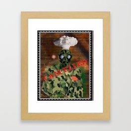 Visions of Sugarplums   Framed Art Print