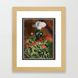 Visions of Sugarplums   Framed Art Print