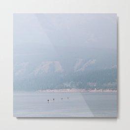 Smokey Mountain i Metal Print
