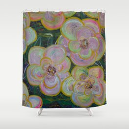 My flowers Shower Curtain