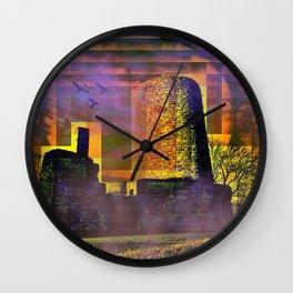 Castle-Art Wall Clock