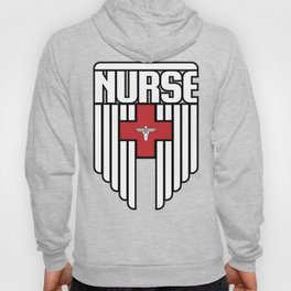 Nurse Shield Hoody