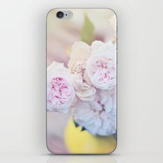 The Last Days of Spring - Old Roses III iPhone & iPod Skin