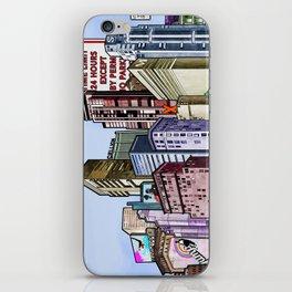 BUILDING SERIES 2 iPhone Skin