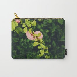 Blooming Cherry Tree Carry-All Pouch