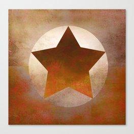Star Composition VIII Canvas Print