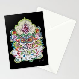 Relax, all will be fine II Stationery Cards