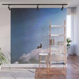 Loner Wall Mural