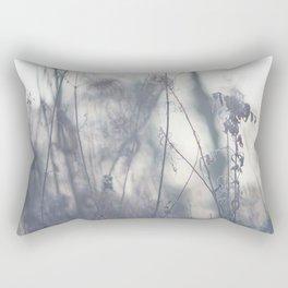 Winter Walk Rectangular Pillow