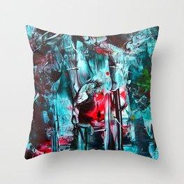 AutumnRain Throw Pillow