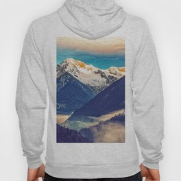 Valley Whispers #photography Hoody