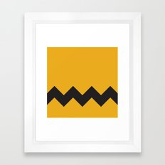 good grief Framed Art Print