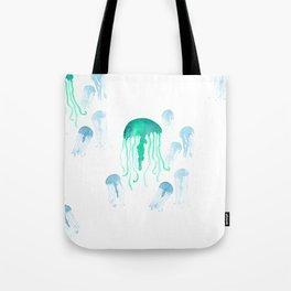 Waterolor Jellys Tote Bag