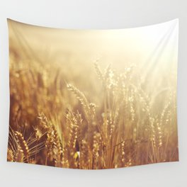 wheat Wall Tapestry