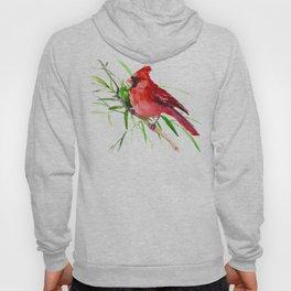 Cardinal Bird Hoody