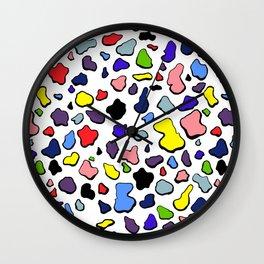 pebble Wall Clock