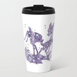 Bambi and Faline Disneys Travel Mug