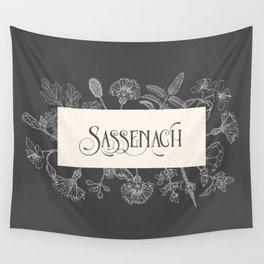 Sassenach Wall Tapestry