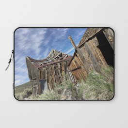 Ghost town time standing still Laptop Sleeve
