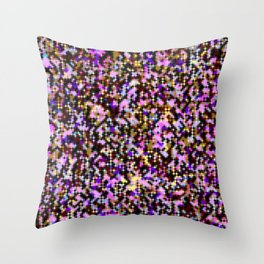 FACET Throw Pillow