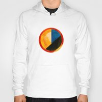 kandinsky Hoodies featuring BALANCE by THE USUAL DESIGNERS