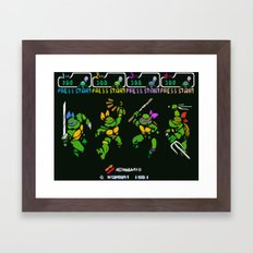 Select Your Turtle Framed Art Print