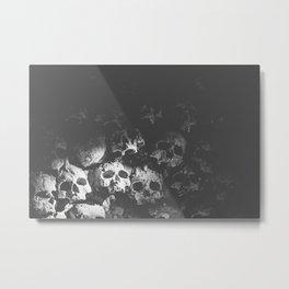 Dread Metal Print