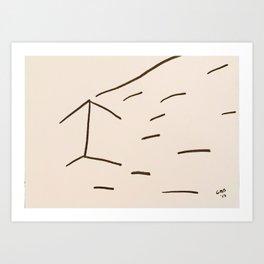 Euskalduna Art Print