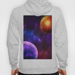 Cosmic Planets Hoody