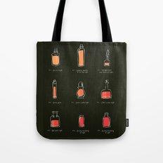 Love Potions Tote Bag