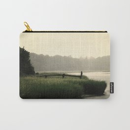 Rain on a summer day on Long Island Carry-All Pouch