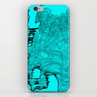 catcher in the rye iPhone & iPod Skins featuring Lineart Rye by Hollis Campbell