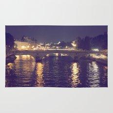 Paris by Night II Rug