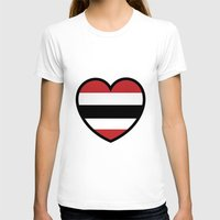 blackhawks T-shirts featuring Hawk Heart by Hawk Tawk TV
