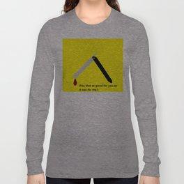 Mr. Blonde  Long Sleeve T-shirt