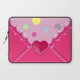 Ultra Rare Heart Envelope Laptop Sleeve